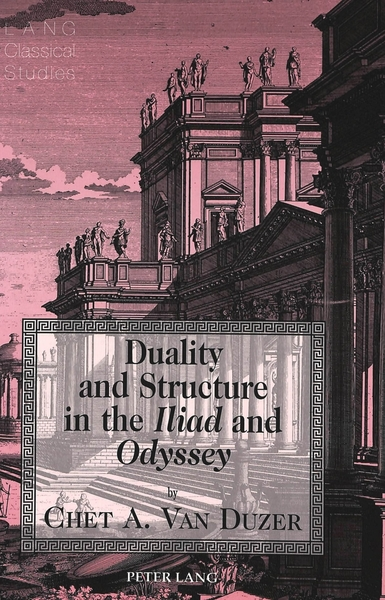 Duality and Structure in the «Iliad» and «Odyssey» | Dodax.de