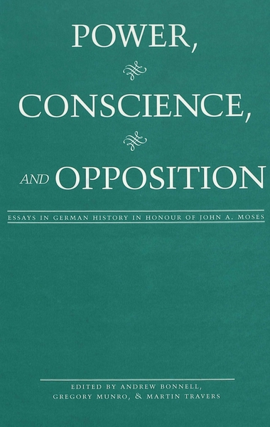 Power, Conscience, and Opposition | Dodax.at