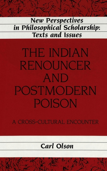 The Indian Renouncer and Postmodern Poison | Dodax.de