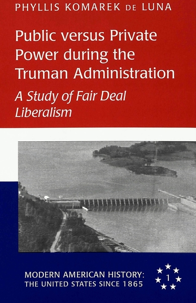Public versus Private Power during the Truman Administration | Dodax.at