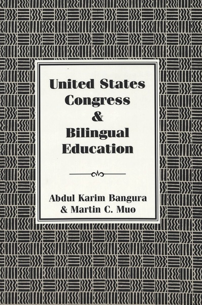 United States Congress and Bilingual Education | Dodax.ch