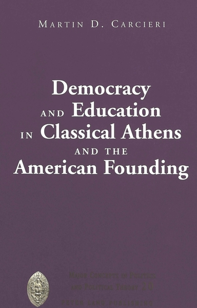 Democracy and Education in Classical Athens and the American Founding | Dodax.de