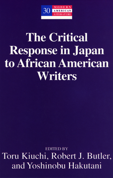 The Critical Response in Japan to African American Writers | Dodax.de