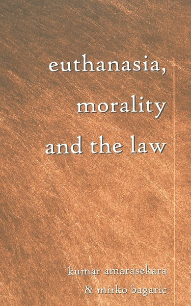 Euthanasia, Morality and the Law | Dodax.pl