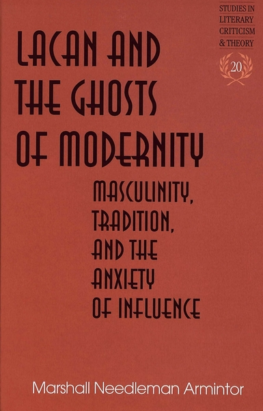 Lacan and the Ghosts of Modernity | Dodax.pl