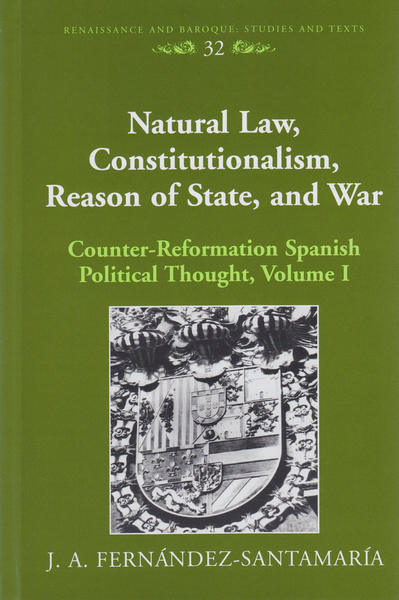 Natural Law, Constitutionalism, Reason of State, and War | Dodax.de