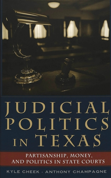 Judicial Politics in Texas | Dodax.pl