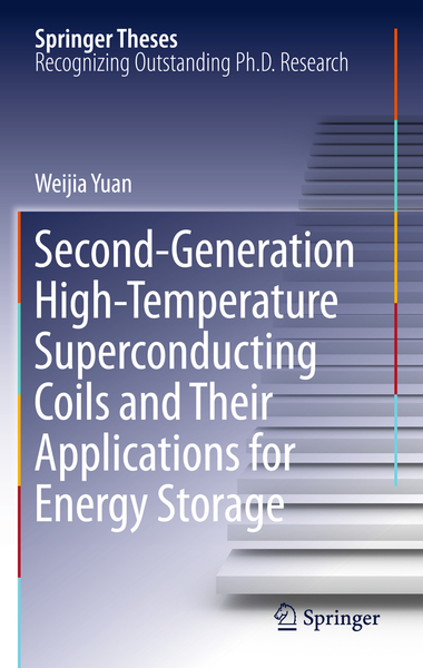 Second-Generation High-Temperature Superconducting Coils and Their Applications for Energy Storage | Dodax.ch