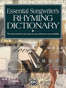 Essential Songwriter's Rhyming Dictionary | Dodax.co.uk