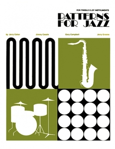 Patterns for Jazz - A Theory Text for Jazz Composition and Improvisation | Dodax.de