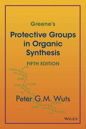 Greene's Protective Groups in Organic Synthesis   Dodax.pl