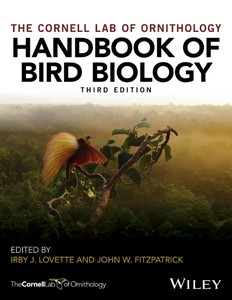 Handbook of Bird Biology | Dodax.co.uk