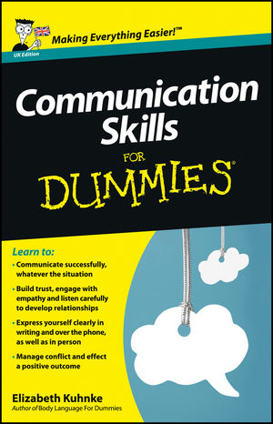Communication Skills For Dummies | Dodax.at