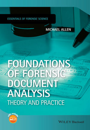 Foundations of Forensic Document Analysis | Dodax.ch