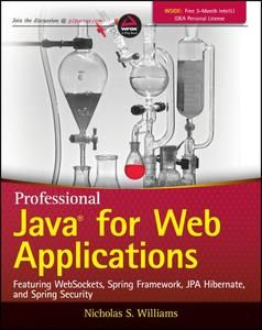 Professional Java for Web Applications | Dodax.pl