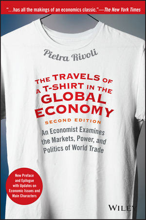 The Travels of a T-Shirt in the Global Economy | Dodax.pl