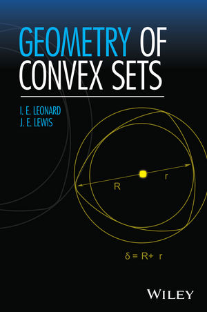 Geometry of Convex Sets | Dodax.at