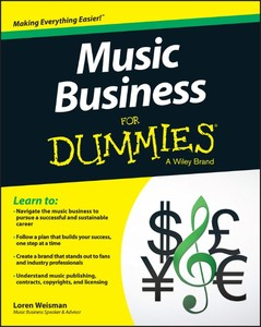 Music Business For Dummies | Dodax.de