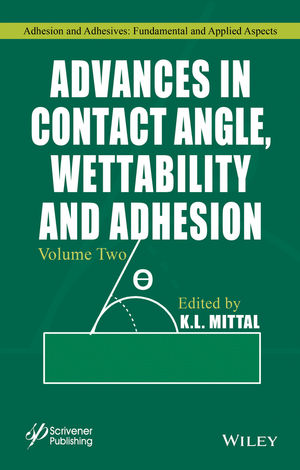 Advances in Contact Angle, Wettability and Adhesion. Vol.2 | Dodax.at