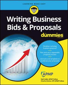 Writing Business Bids and Proposals For Dummies | Dodax.fr