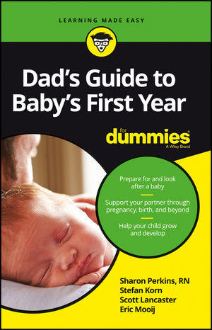 Dad's Guide to Baby's First Year For Dummies | Dodax.pl