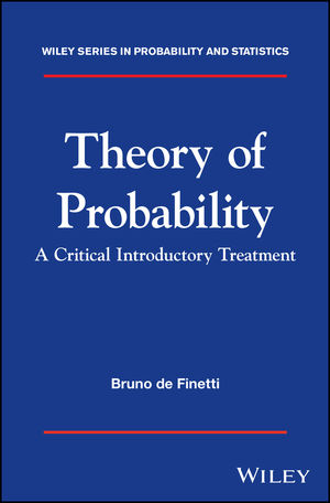 Theory of Probability | Dodax.at