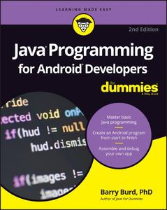 Java Programming for Android Developers For Dummies | Dodax.ch