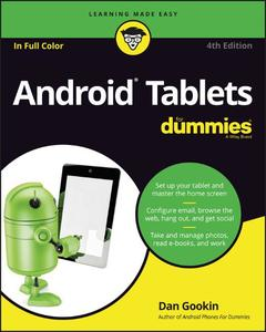 Android Tablets For Dummies | Dodax.pl
