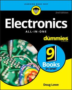 Electronics All-in-One For Dummies | Dodax.pl