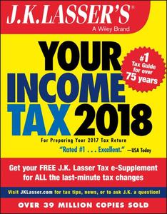 J.K. Lasser's Your Income Tax 2018 | Dodax.pl