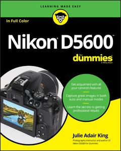 Nikon D5600 For Dummies | Dodax.pl