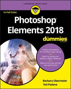 Photoshop Elements 2018 For Dummies | Dodax.pl