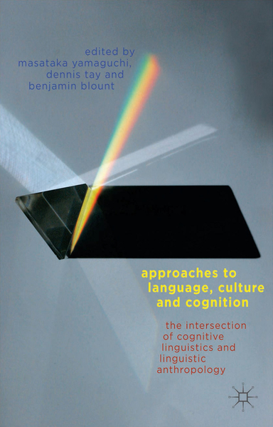 Approaches to Language, Culture, and Cognition   Dodax.pl