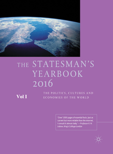 The Statesman's Yearbook 2016 | Dodax.pl