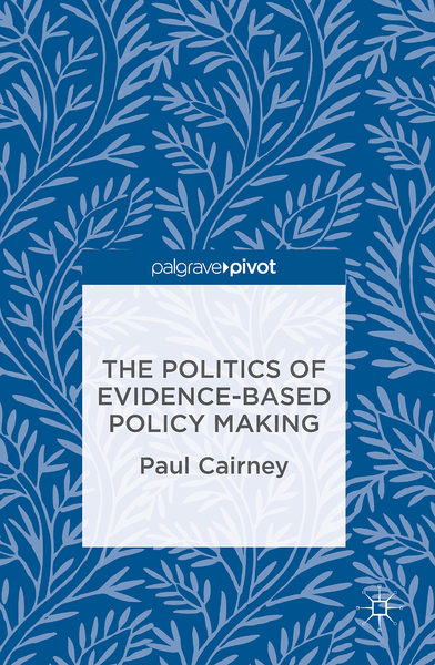The Politics of Evidence-Based Policy Making | Dodax.ch
