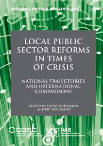 Local Public Sector Reforms in Times of Crisis | Dodax.ch