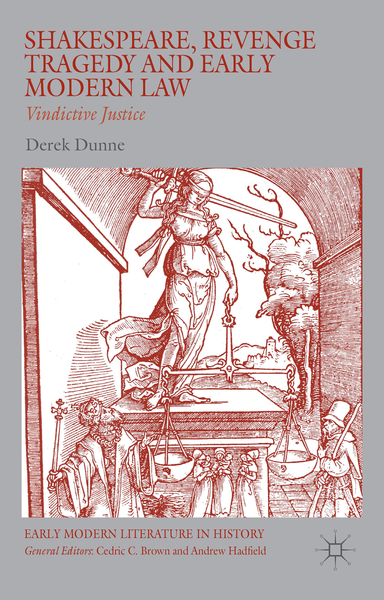 Shakespeare, Revenge Tragedy and Early Modern Law | Dodax.pl