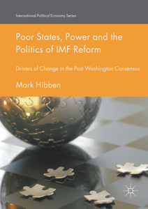 Poor States, Power and the Politics of IMF Reform | Dodax.ch