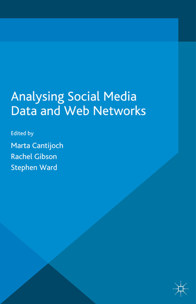 Analyzing Social Media Data and Web Networks | Dodax.pl