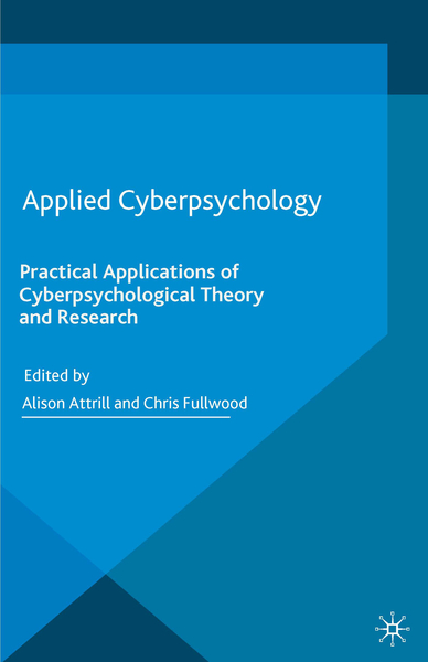 Applied Cyberpsychology | Dodax.ch