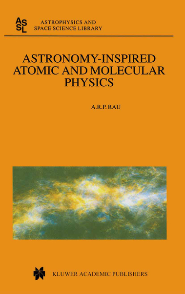 Astronomy-Inspired Atomic and Molecular Physics   Dodax.ch