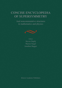 Concise Encyclopedia of Supersymmetry   Dodax.ch