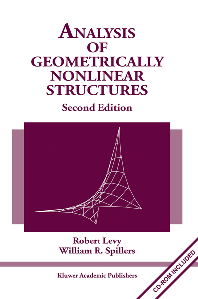 Analysis of Geometrically Nonlinear Structures   Dodax.ch