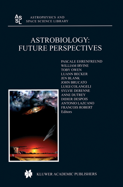 Astrobiology: Future Perspectives   Dodax.ch