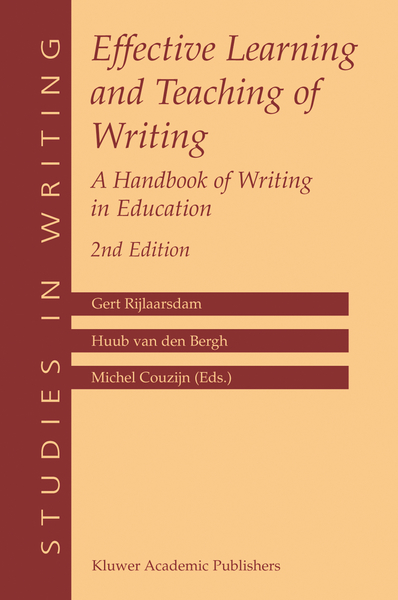 Effective Learning and Teaching of Writing | Dodax.ch