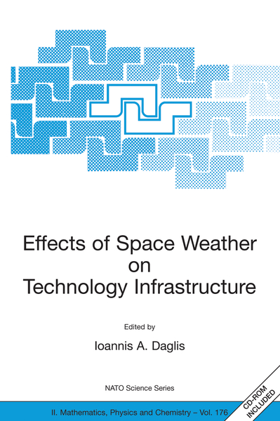 Effects of Space Weather on Technology Infrastructure   Dodax.ch