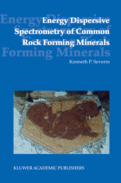 Energy Dispersive Spectrometry of Common Rock Forming Minerals | Dodax.ch
