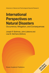 International Perspectives on Natural Disasters: Occurence, Mitigation, and Consequences, w. CD-ROM   Dodax.ch
