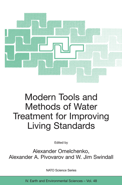 Modern Tools and Methods of Water Treatment for Improving Living Standards   Dodax.ch
