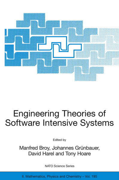 Engineering Theories of Software Intensive Systems | Dodax.ch